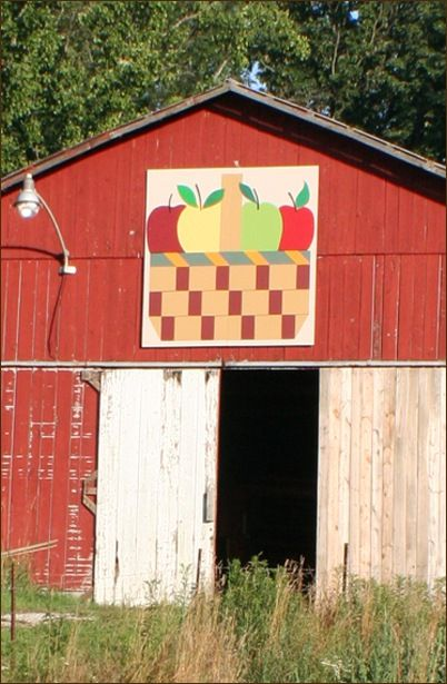 Barns from the Kentucky Quilt Trail