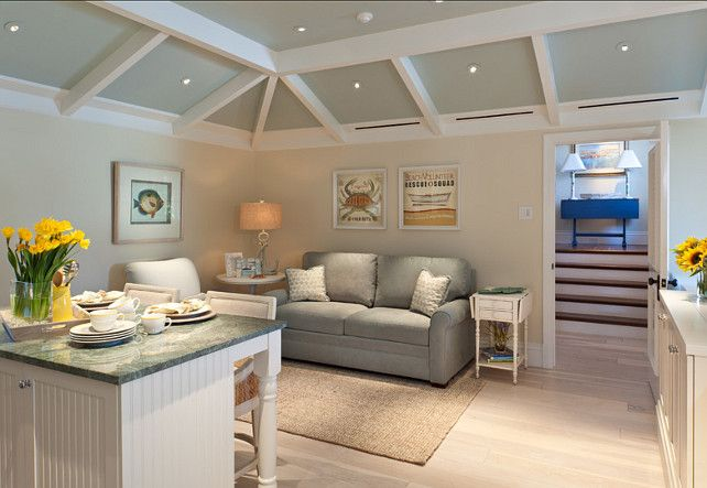 17 best images about home interior on pinterest beach for Great kitchen ideas for small spaces