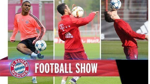Fantastyczne triki piłkarskie gwiazd Bayernu Monachium • Robert Lewandowski, Thiago Alcantara i Douglas Costa show • Zobacz film >> #bayern #bayernmunich #football #soccer #sports #pilkanozna