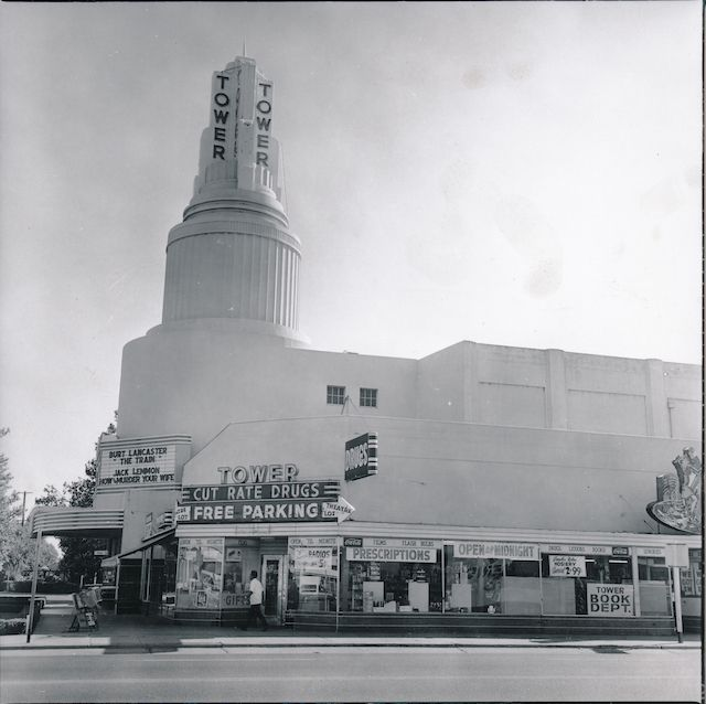 For almost 50 years, Russ Solomon's Tower Records chain, founded in Sacramento, reigned as one of the world's premiere music retailers. Description from recordcollectornews.com. I searched for this on bing.com/images