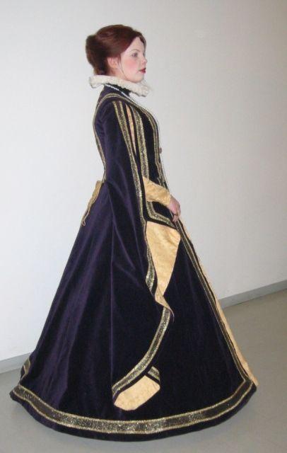 Renessanssi puku - Renaissance costume