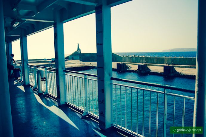 #Malta #Gozo prom ferry
