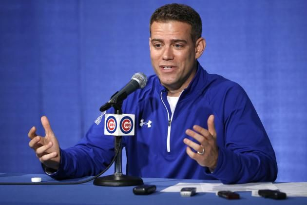 Theo Epstein Contract: Latest News, Rumors on Negotiations with Cubs
