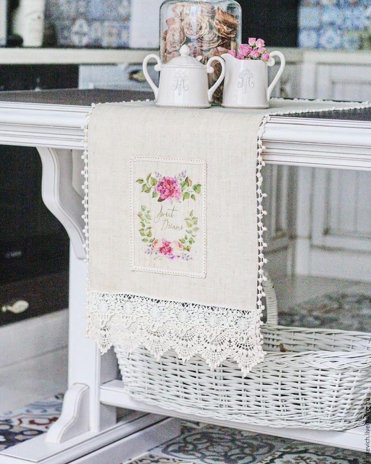 Купить Тепло моего дома... - кухонный интерьер, кухонные принадлежности, кухонный декор, полотенце