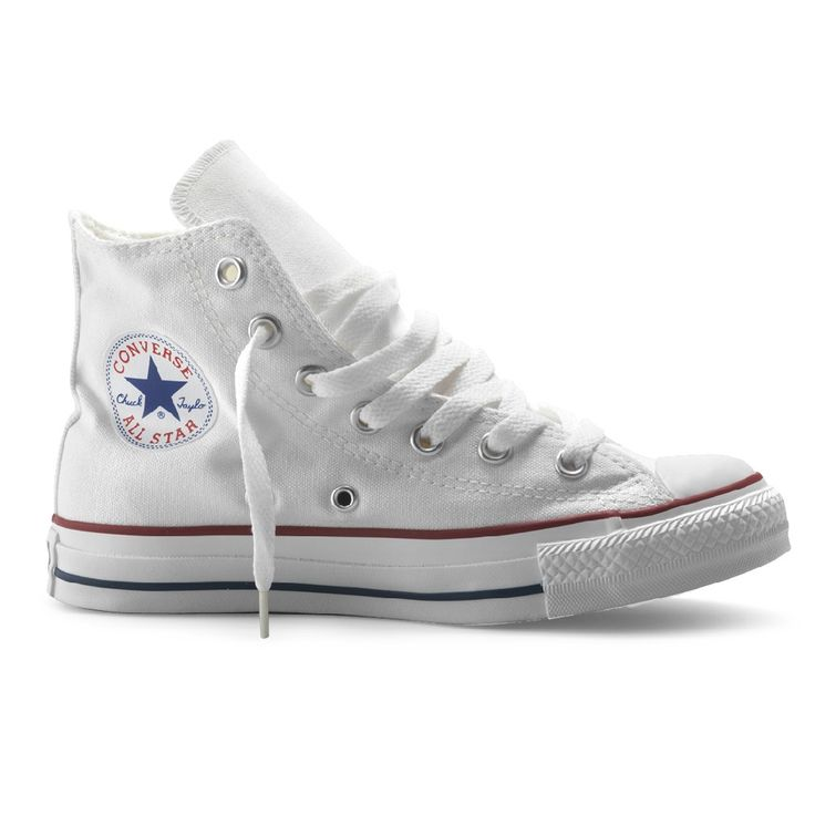 converse all star altas blancas