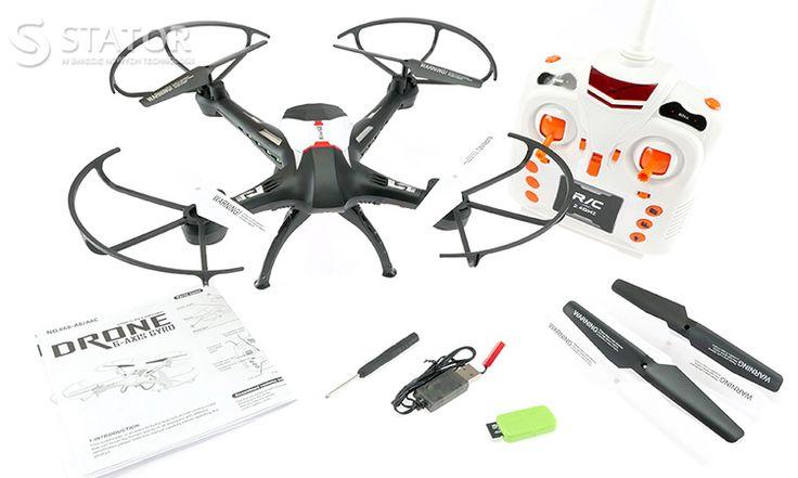 Nowoczesne minidrony - przyjemność latania! https://www.elektrostator.pl/