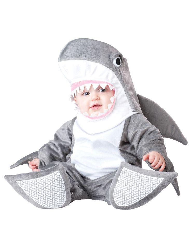 Costume Squalo neonato <br />- Premium su VegaooParty, negozio di articoli per feste. Scopri il maggior catalogo di addobbi e decorazioni per feste del web,  sempre al miglior prezzo!