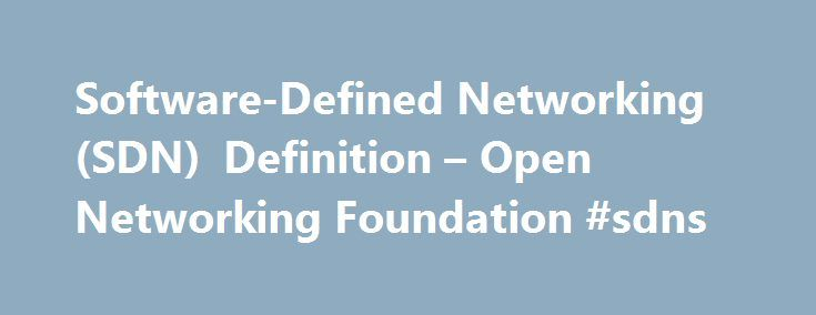 how to join open network foundation