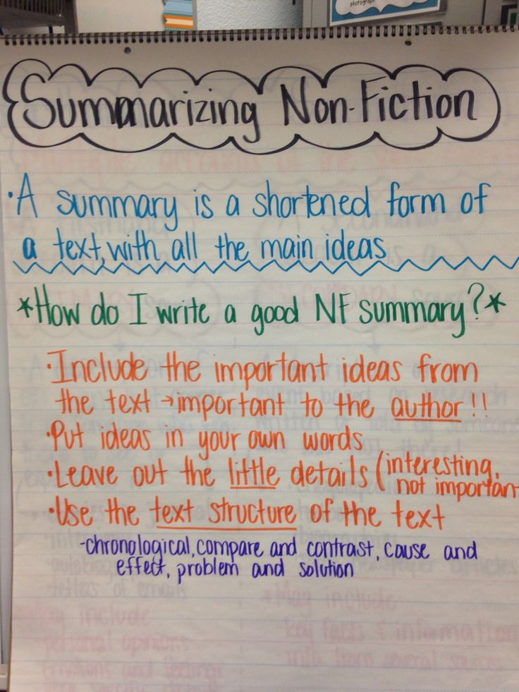 4th grade writing help
