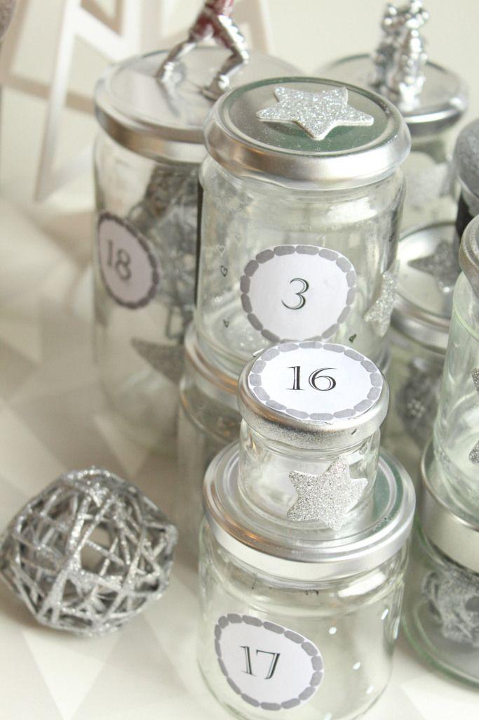 diy-avent-advent-calendrier-calendar-brico-tuto-jar-bocal-bocaux-peinture-paillettes-recup-recyclage-verre-facile-pas-cher-gratuit-idee-noel-vacances-enfant-kid (10)