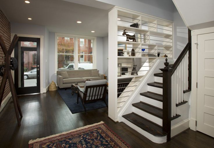 remodel row homes | Washington DC Design Build Addition and Row House Renovation