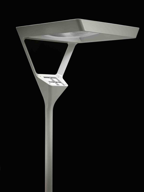 Light is just light - News & Stories at STYLEPARK. this design would make a beautiful street lamp.
