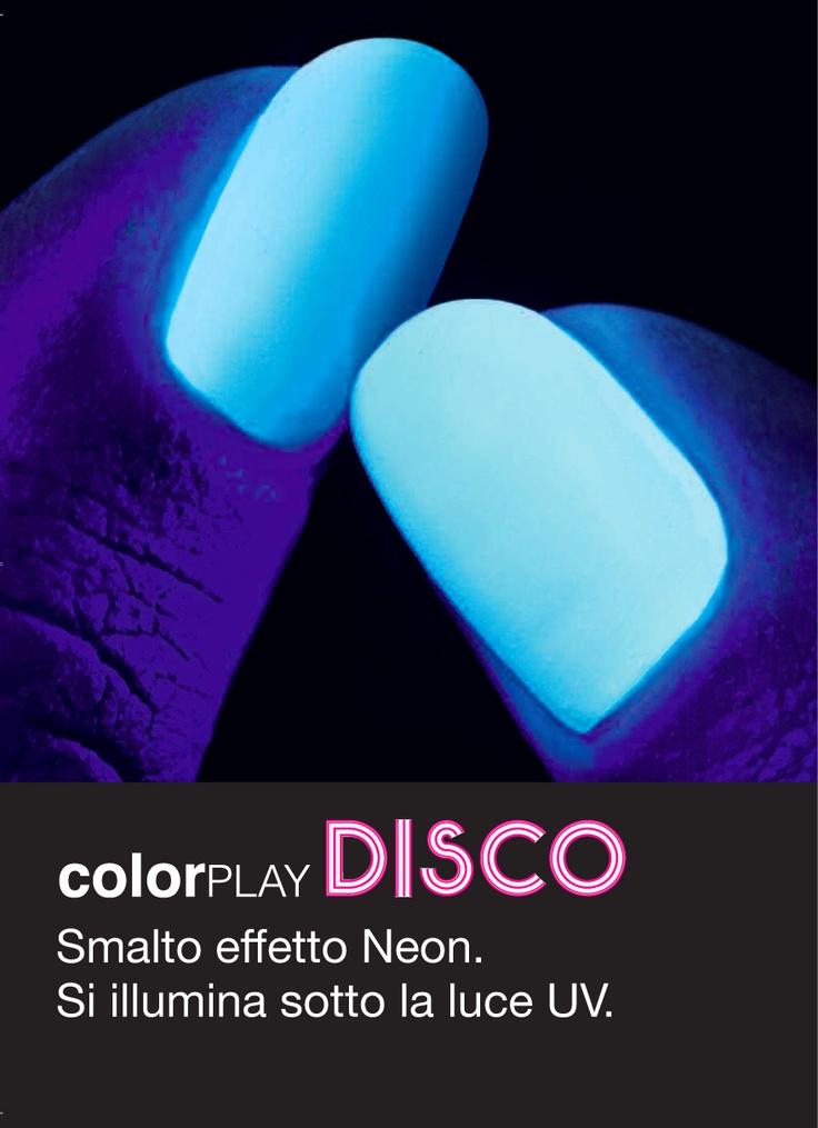 colorPLAY DISCO black light parties