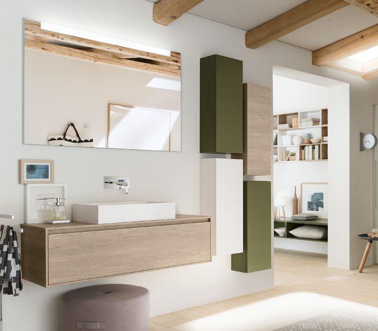 Perfetto plus inda les meubles de meubels for Inda salle de bain