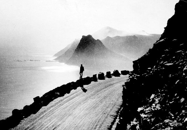 The Hout Bay-Noorde Hoek Road 1920| Flickr - Photo Sharing!