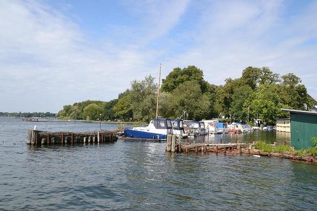 Hafen Waren Müritz