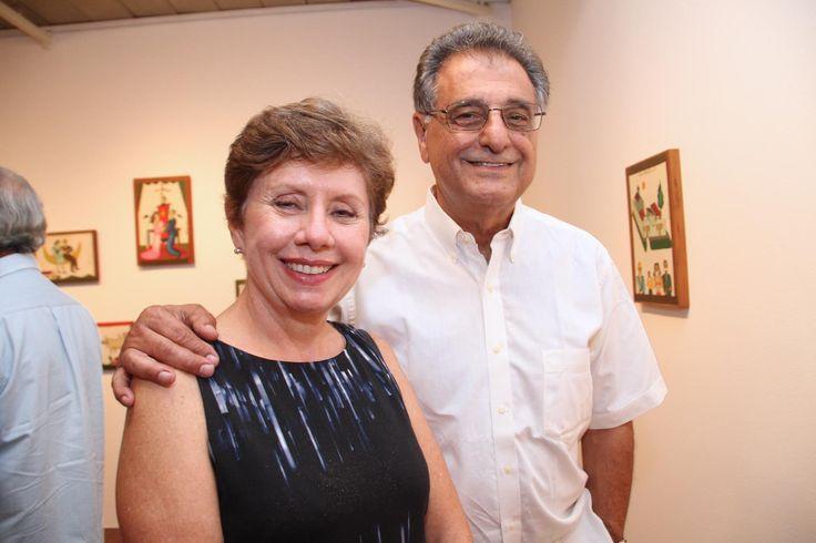 Rosa e Sergio Chamma