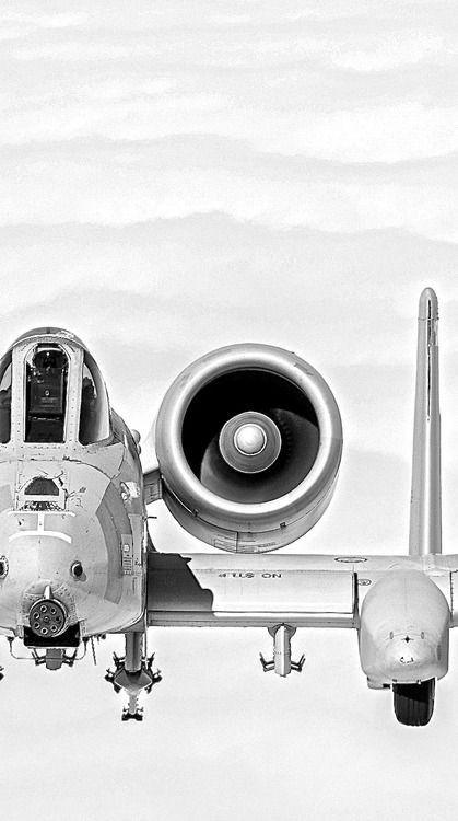 rocketman-inc: A-10 Warthog Jet | #follow www.pinterest.com/armaann1 |