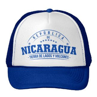 Nicaragua, Gorra de camionero