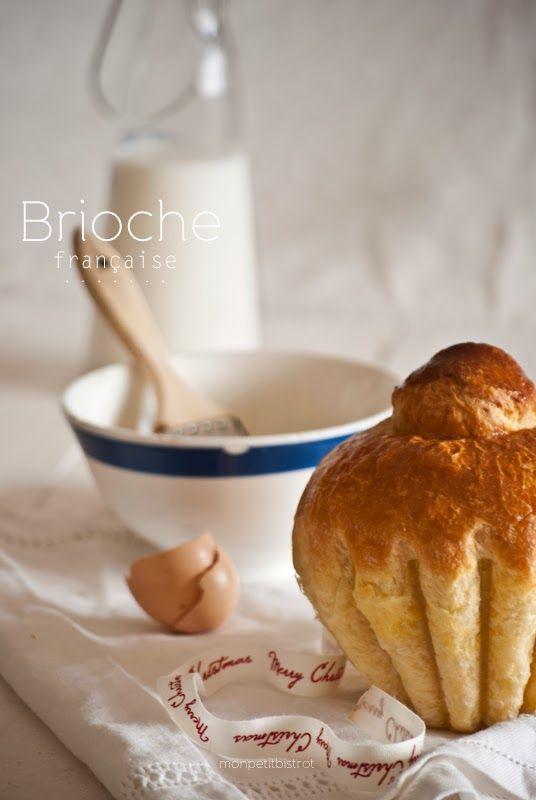 La brioche française de monsieur Paul Bocuse #monpetitbistrot #breakfast #brioches