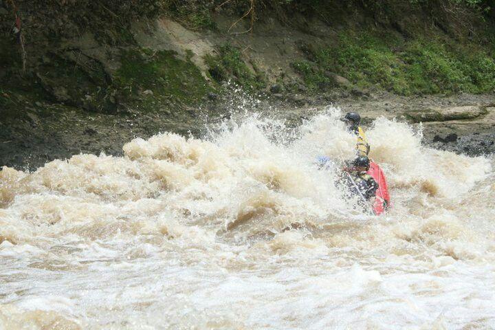 Progo Lower River Rafting