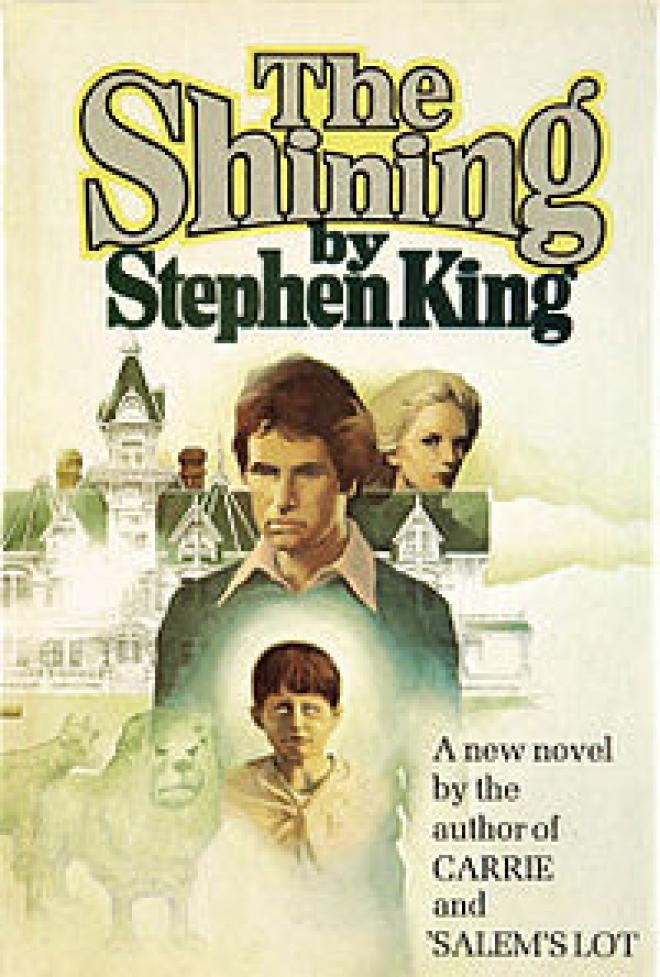 A book report on the shining by stephen king