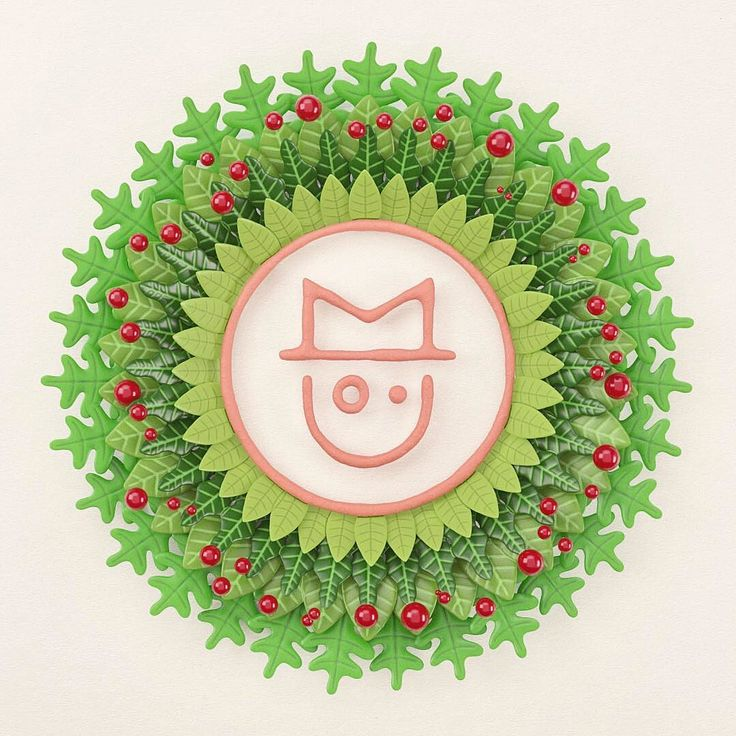 An early Merry Christmas to my friends over at @makers_co  . . . #wreath #merrychristmas #xmas #hohoho #redshift #illustration #illustrator #aftereffects #cinema4d #c4d #2d #3d #artstagram #artdirection #design @motiondesigners @gfx_daily #mdcommunity #plsur @motiongraphics_collective #mgcollective #thegraphicspr0ject #fa_hypnotic #digitalart #cgaexcellence #lucidscreen #illmatic_features #thednalife#rsa_graphics