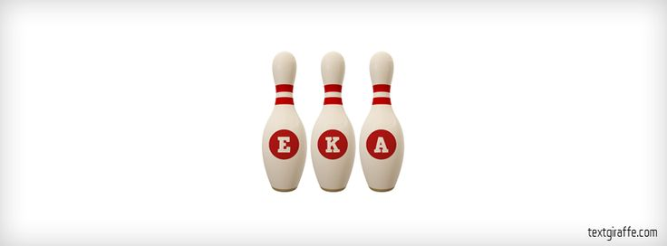 BOWLING-PIN Facebook Cover | Facebook Cover Photo Maker | BOWLING-PIN Style