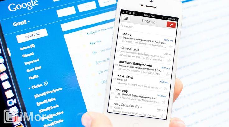 Cómo Configurar Gmail en tu iPad, iPhone o iPod Touch