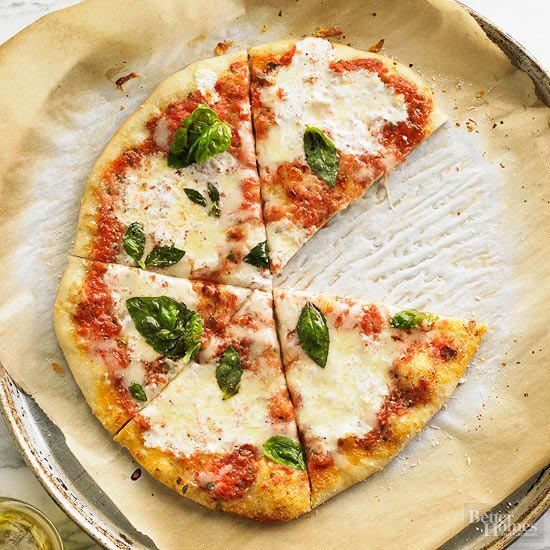 Peter's Pizza Margherita