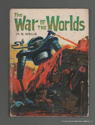 H. G. Wells. War of the Worlds and Marxist Criticism - Essay Example