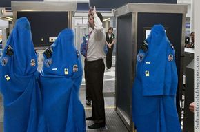 NO TSA PATDOWNS FOR MUSLIM BROTHERHOOD MEMBERS TRAVELING TO US - So, what is the point of having TSA exactly, then?