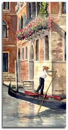 painting of Venice :)