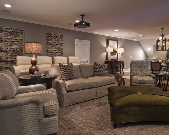 Media Rooms Design