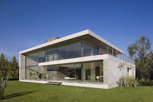 84 best images about casas prefabricadas de acero y for Casa minimalista guadalajara