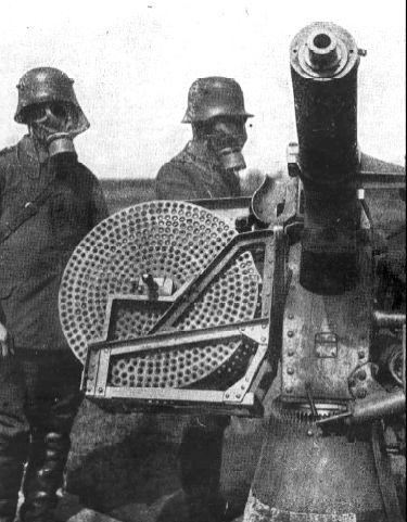 ww1 german machine guns