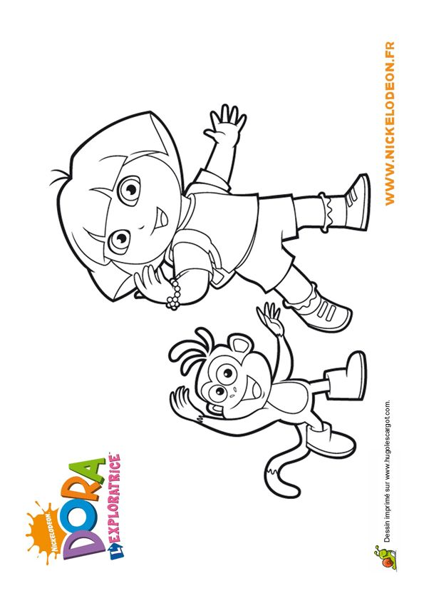 best 20 coloriage dora ideas on pinterest u2014no signup required