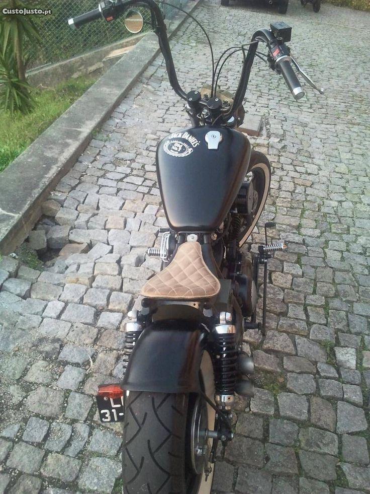 Yamaha XV Virago 1100 - à venda - Motos & Scooters, Porto - CustoJusto.pt