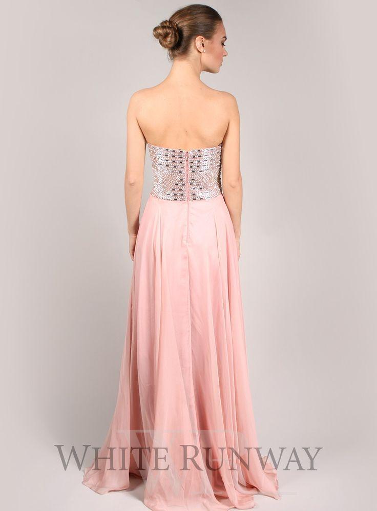 Indigo Embellished Dress
