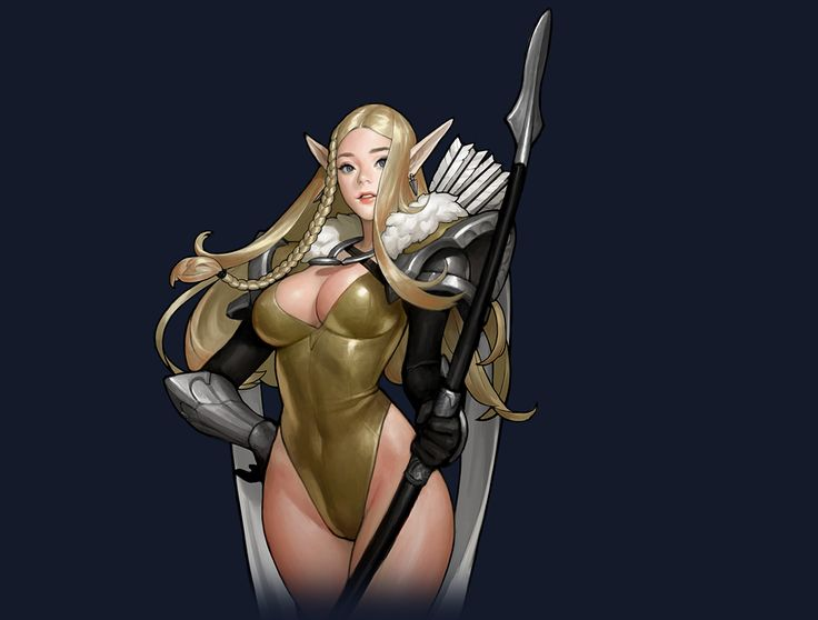 HU_Elven Archer Celine