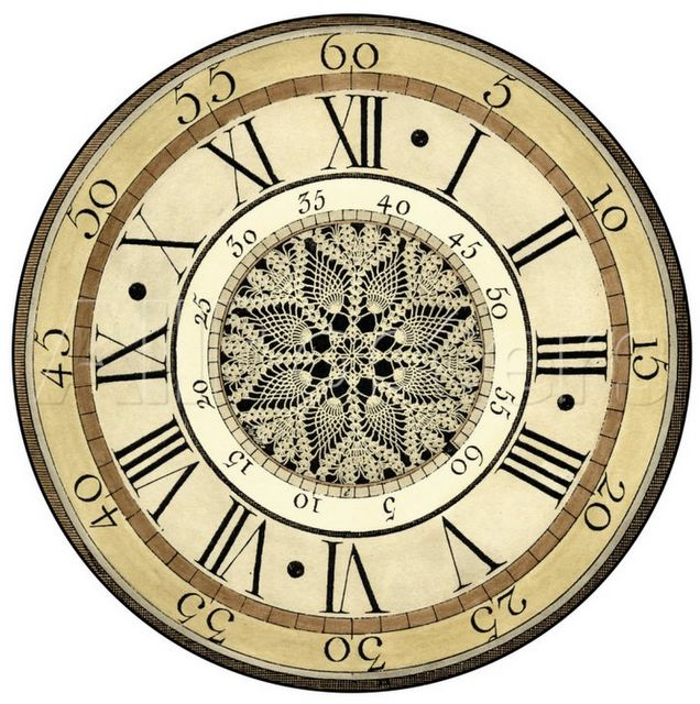 Best  Clock Faces Ideas On   Clock Face Printable
