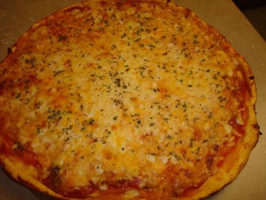 Nonna's Collection of Pizza Recipes