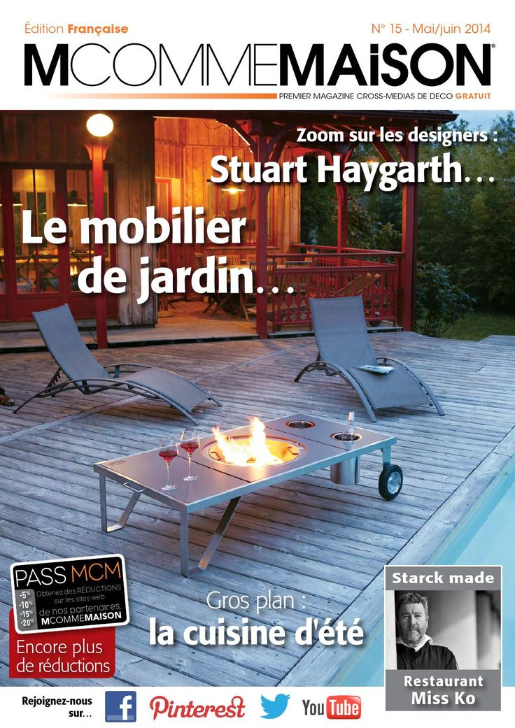 44 best 2014 - Barbecue Gardenall - Results images on Pinterest - magazine deco maison gratuit