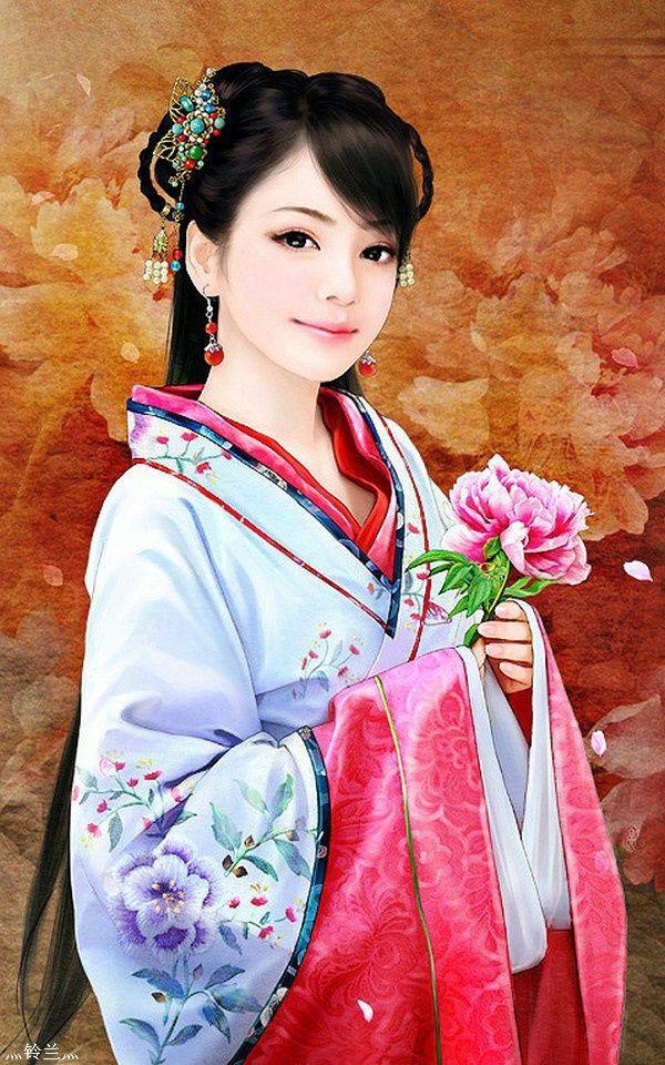 Nikki азиатка