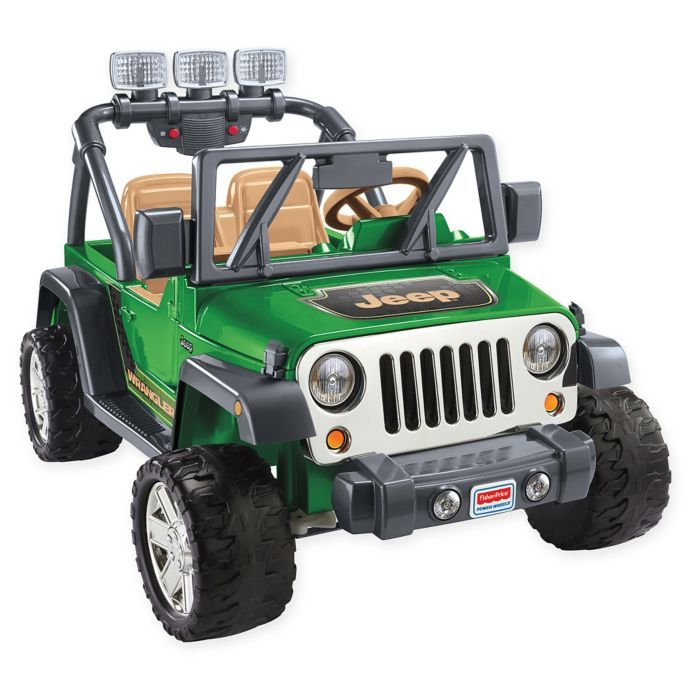 View A Larger Version Of This Product Image Power Wheels Jeep