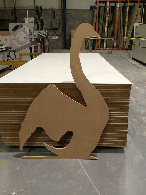 MDF Cutting Service | ExhibitCNC