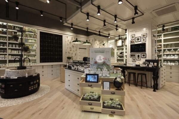 25 Best Ideas About Cosmetic Shop On Pinterest Stores Creative Beds And Bed Mattress