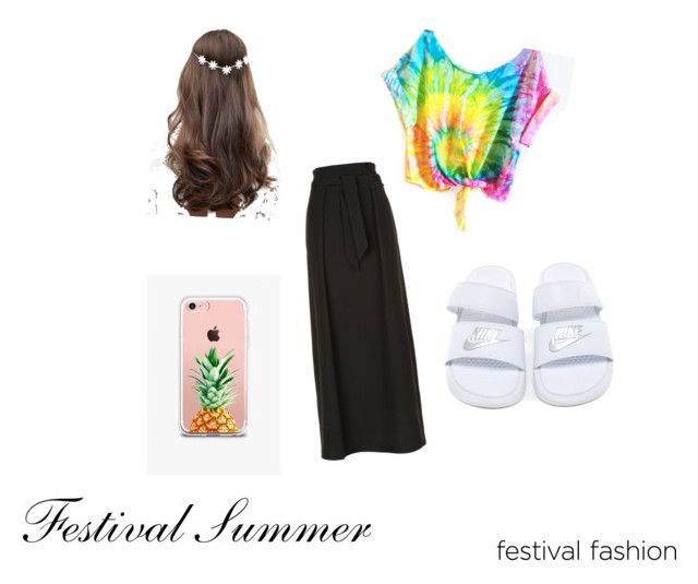 Festival Summer #1 by vilja1995 on Polyvore featuring beauty, The Casery, ASOS and Armani Collezioni