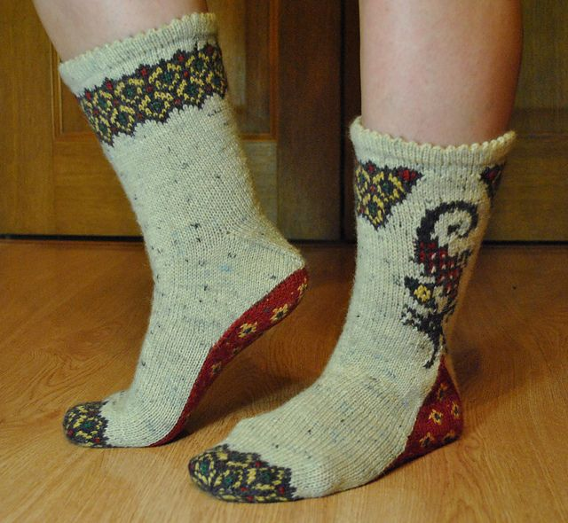 Bilbo Baggins Socks knitted socks http://images4-b.ravelrycache.com/uploads/ekaterina-kap/232228299/DSC_0323_medium2.JPG
