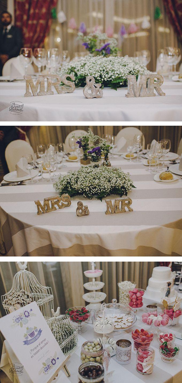 decoracion boda mesas
